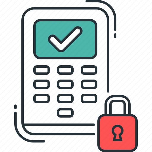 lock, panel, password, pin, secure, security icon