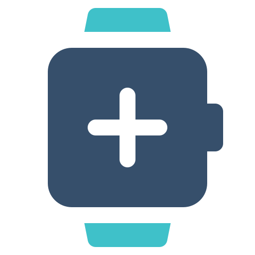 add, smart, watch icon