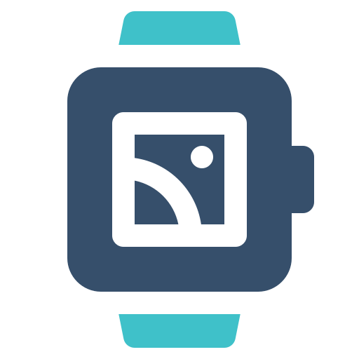gallery, photo, smart, watch icon