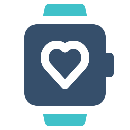 Heart, love, smart, watch icon - Free download on Iconfinder