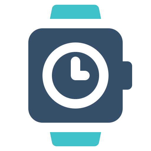 smart, timer, watch icon