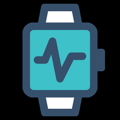 health, smart, smart watch, watch icon