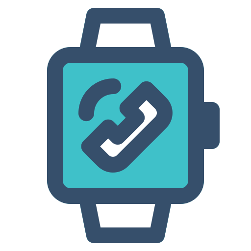 smart, smart watch, telephone, watch icon