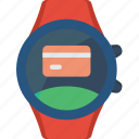 android pay, apple pay, contactless, nfc, payment icon