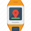 gps, location, maps, navigation, satellite navigation icon