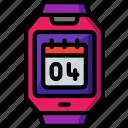 calander, calendar, date, events, notifications, planner icon