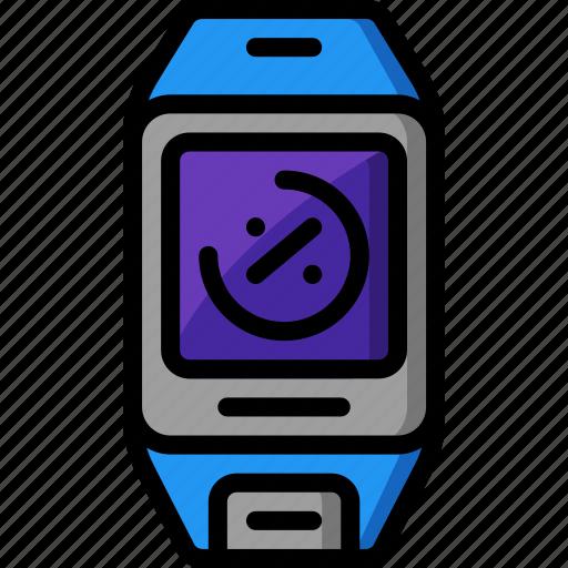 app, business, lifestyle, progress, tracker icon