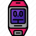 app, calorie, calorie counter, fitness, health, tracker icon