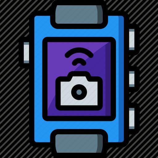 camera, camera control, control, photography, photos, remote, settings icon