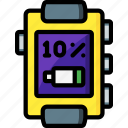 battery, charge, life, power, recharge icon