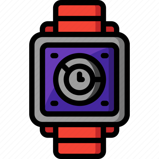 door, face, front, remote, smart, view, watch icon