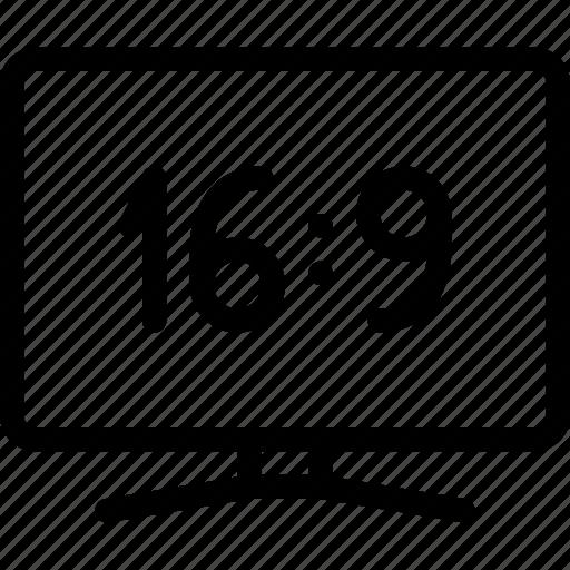 aspect, device, percent, ratio, smart icon