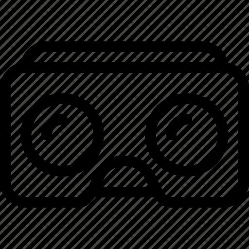 headphone, headset, oculus, reality, smartdevice icon