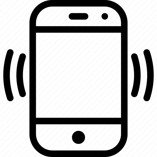 device, mobile, phone, smartphone, volume icon