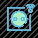 power, socket, smarthome, wireless, electrical