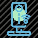 cctv, camera, smarthome, wireless