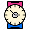 application, phone, smart, time icon