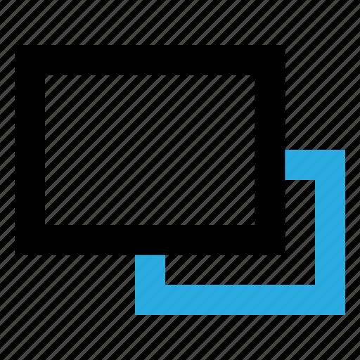 app, gallery, list, slider, smartphone icon