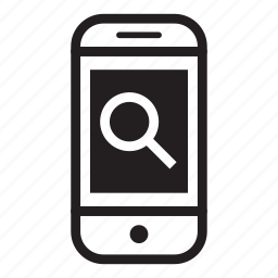 device, find, mobile, phone, search, smartphone icon