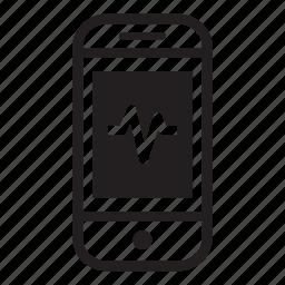device, health, mobile, phone, smartphone icon
