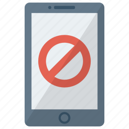 block, cell, device, mobile, phone, smart, smartphone icon