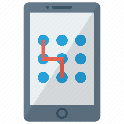 cell, device, mobile, pattern, phone, smart, smartphone icon
