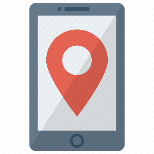 cell, device, gps, mobile, phone, smart, smartphone icon