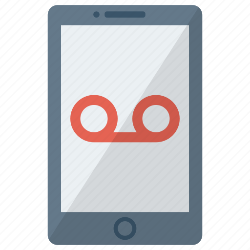 cell, device, mobile, phone, record, smart, smartphone icon