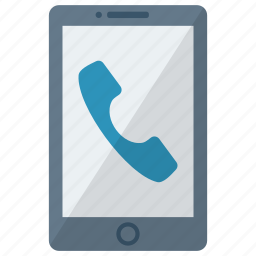 call, cell, device, mobile, phone, smart, smartphone icon