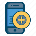 app, health, mobile icon