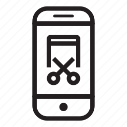 device, mobile, phone, screenshot, smartphone icon