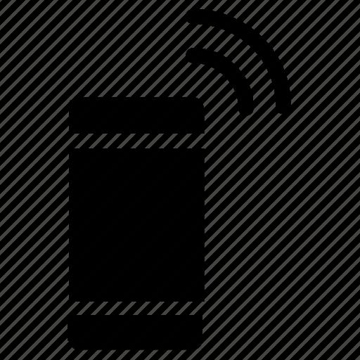hotspot, mobile, smartphone icon