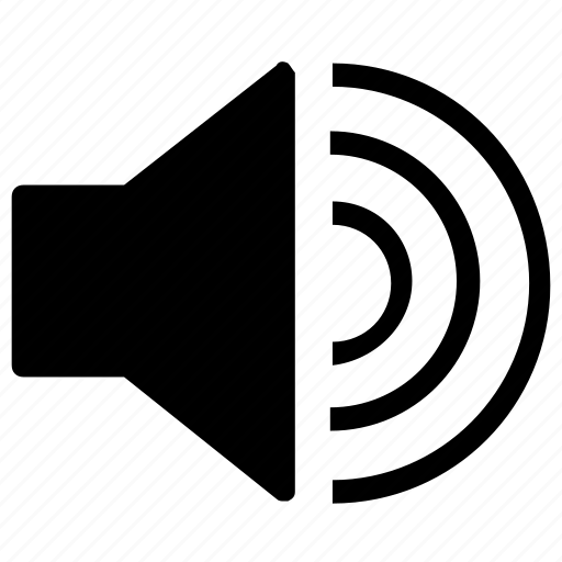 Audio, sound, volume icon - Download on Iconfinder