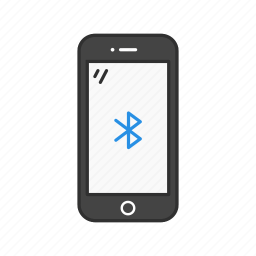 Bluetooth, connection, phone, smartphone icon - Download on Iconfinder