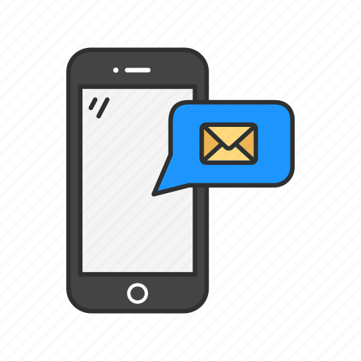 chat, inbox, message, new message icon