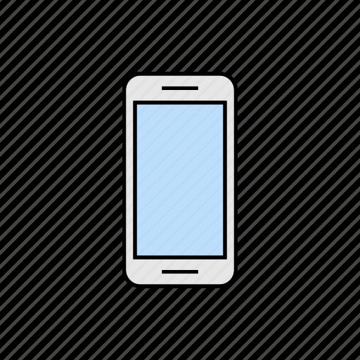 device, electronics, high tech, smartphone, technology icon