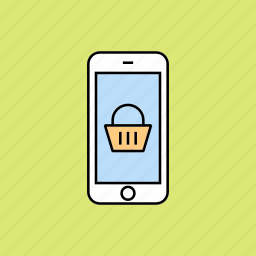 basket, buy, purchase, shopping icon