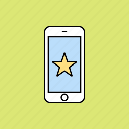 evaluate, rate, star icon