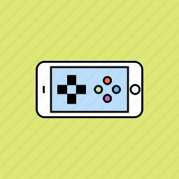 distraction, fun, game icon