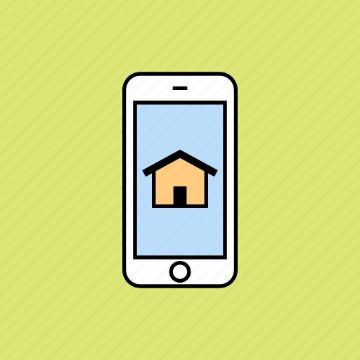 home, house, menu icon