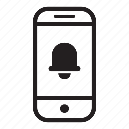 device, mobile, notification, phone, smartphone icon
