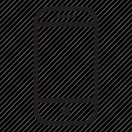 device, mobile, phone, smartphone icon