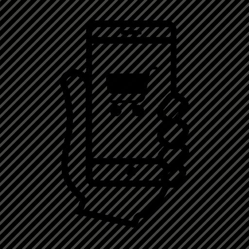 mobile, smartphone, usability, user icon