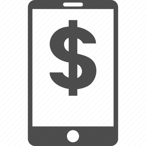 business, cellphone, dollar, mobile balance, pda, phone price, telephone icon
