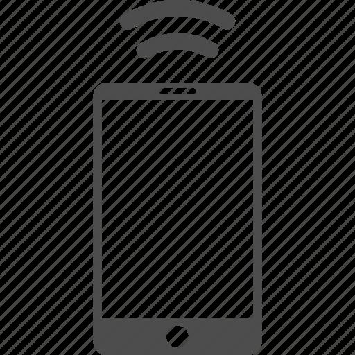 cellphone  infrared  irda signal  mobile phone  radio  remote control  wireless icon