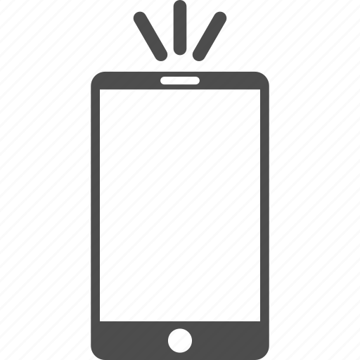 cellphone, electric, electricity, light source, mobile phone, telephone, torch icon