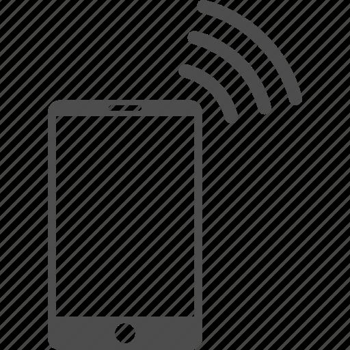 antenna, mobile phone, radio internet, wi fi, wi-fi signal, wifi connection, wireless icon
