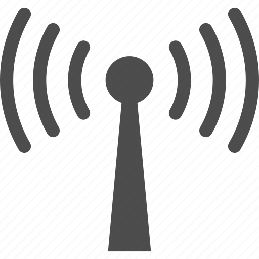 antenna, network, station, wi fi, wi-fi source, wifi connection, wireless icon