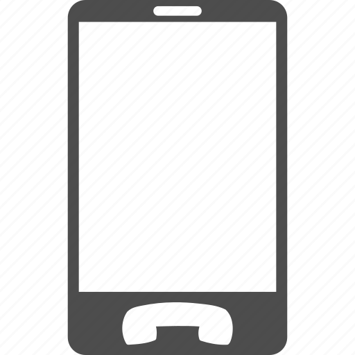 cellphone, communication, connection, electronic, mobile phone, smartphone, telephone icon