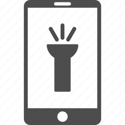 app, electric, electricity, light source, mobile phone, telephone, torch application icon